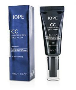 IOPE CC CREAM SPF 35 - # 2 NATURAL BEIGE 35ML/1.1OZ