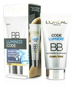 L'OREAL LUMINIZE CODE SKIN PERFECTOR BB CREAM SPF15 - # FAIR 50ML/1.69OZ