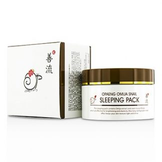 OPAENG OMIJA SNAIL SLEEPING PACK 100ML/3.38OZ