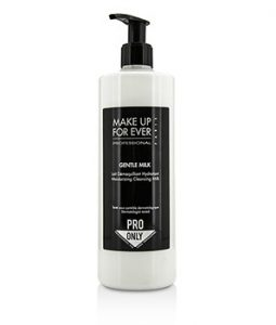 MAKE UP FOR EVER GENTLE MILK - MOISTURIZING CLEANSING MILK (SALON SIZE) 500ML/16.9OZ