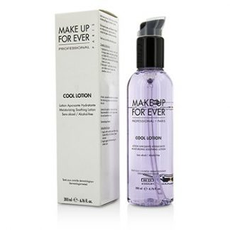 MAKE UP FOR EVER COOL LOTION - MOISTURIZING SOOTHING LOTION 200ML/6.76OZ