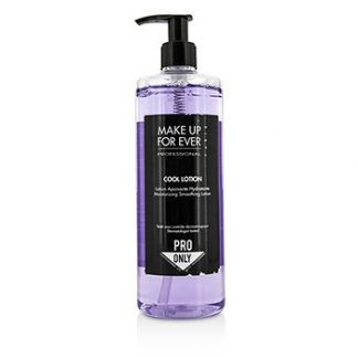 MAKE UP FOR EVER COOL LOTION - MOISTURIZING SOOTHING LOTION (SALON SIZE) 500ML/16.9OZ