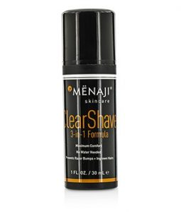 MENAJI CLEARSHAVE 3-IN-1 FORMULA 30ML/1OZ