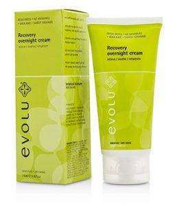 EVOLU RECOVERY OVERNIGHT CREAM (SENSITIVE & DRY SKIN) 75ML/2.6OZ