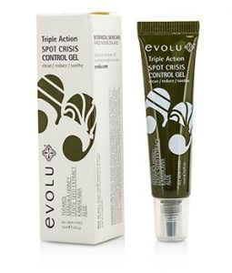 EVOLU TRIPLE ACTION SPOT CRISIS CONTROL GEL 15ML/0.5OZ