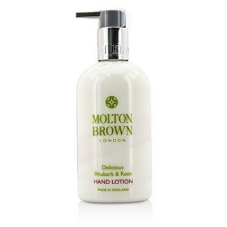 MOLTON BROWN DELICIOUS RHUBARB & ROSE HAND LOTION 300ML/10OZ
