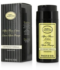 THE ART OF SHAVING AFTER SHAVE LOTION - UNSCENTED (FOR NORMAL TO OILY SKIN) 100ML/3.3OZ