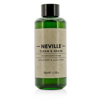 NEVILLE CLEAN & SHAVE 200ML/6.76OZ