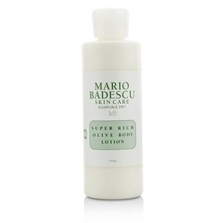 MARIO BADESCU SUPER RICH OLIVE BODY LOTION - FOR ALL SKIN TYPES 177ML/6OZ