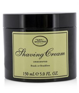 THE ART OF SHAVING SHAVING CREAM - UNSCENTED (UNBOXED) 150ML/5OZ