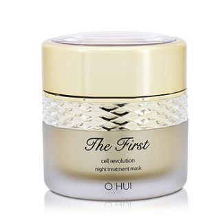 O HUI THE FIRST CELL REVOLUTION NIGHT TREATMENT MASK 60ML/2OZ