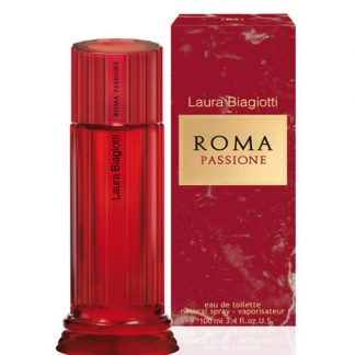 LAURA BIAGIOTTI ROMA PASSIONE EDT FOR WOMEN