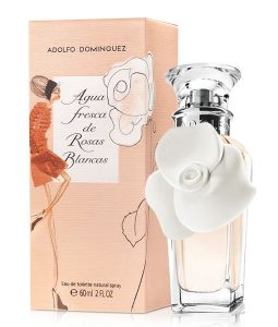 ADOLFO DOMINGUEZ AGUA FRESCA DE ROSAS BLANCAS EDT FOR WOMEN