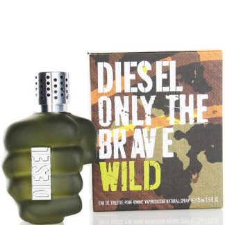 DIESEL ONLY THE BRAVE WILD POUR HOMME EDT FOR MEN