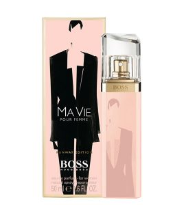 HUGO BOSS MA VIE RUNWAY EDITION EDP FOR WOMEN