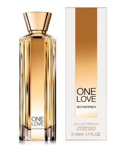 JEAN LOUIS SCHERRER ONE LOVE EDP FOR WOMEN