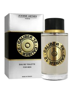 JEANNE ARTHES CALIBER 12 EDT FOR MEN