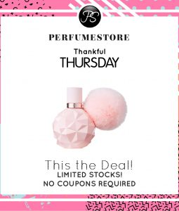 ARIANA GRANDE SWEET LIKE CANDY EDP FOR WOMEN 100ML [THANKFUL THURSDAY SPECIAL]