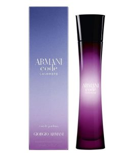 GIORGIO ARMANI CODE CASHMERE EDP FOR WOMEN