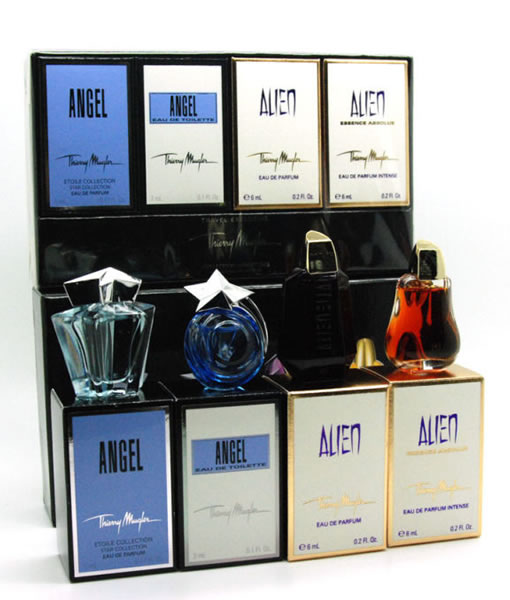 THIERRY MUGLER COLLECTION MINIATURES GIFT SET FOR WOMEN PerfumeStore Malaysia