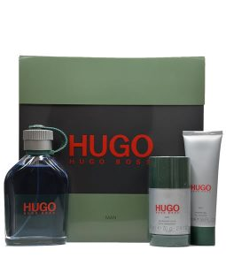 HUGO BOSS HUGO MAN GIFT SET FOR MEN