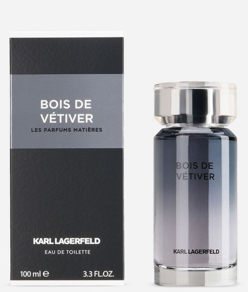 KARL LAGERFELD BOIS DE VETIVER LES PARFUMS MATIERES EDT FOR MEN