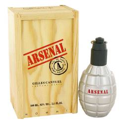 GILLES CANTUEL ARSENAL RED EDP FOR MEN