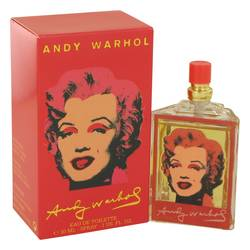 ANDY WARHOL ANDY WARHOL MARILYN RED EDT FOR WOMEN