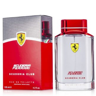 FERRARI SCUDERIA CLUB EDT FOR MEN