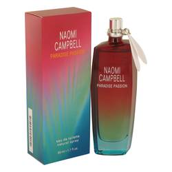 NAOMI CAMPBELL NAOMI CAMPBELL PARADISE PASSION EDT FOR WOMEN
