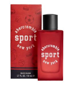 ABERCROMBIE & FITCH SPORT EDC FOR MEN