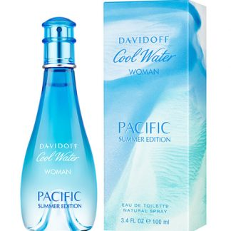 DAVIDOFF COOL WATER PACIFIC SUMMER EDT FOR WOMEN