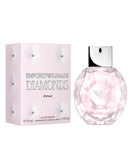 Giorgio Armani Emporio Armani Diamonds Rose Edt For Women