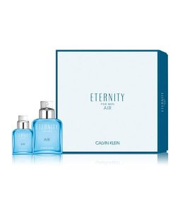 CALVIN KLEIN CK ETERNITY AIR 2PCS GIFT SET FOR MEN