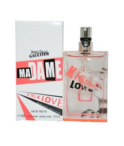 JEAN PAUL GAULTIER JPG MADAME KISS & LOVE LIMITED EDITION EDT FOR WOMEN