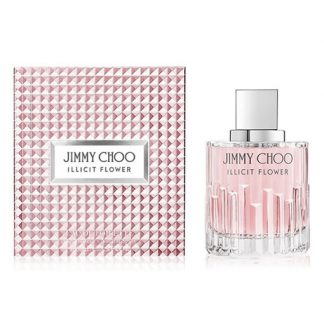 JIMMY CHOO ILLICIT FLOWER EDT FOR WOMEN
