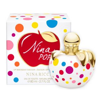 NINA RICCI POP 10TH BIRTHDAY EDITION EDT FOR WOMEN