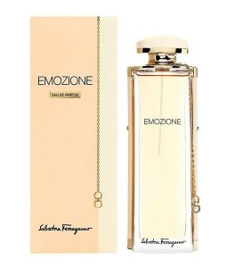 SALVATORE FERRAGAMO EMOZIONE EDP FOR WOMEN