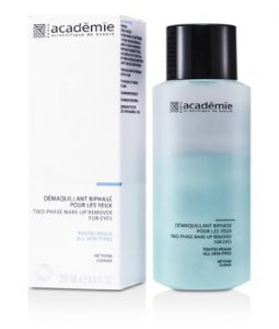 ACADEMIE HYPO-SENSIBLE TWO PHASE MAKEUP REMOVER FOR EYES 250ML/8.4OZ