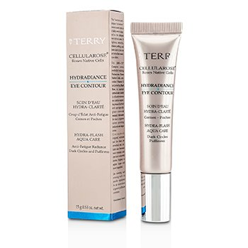 BY TERRY CELLULAROSE HYDRADIANCE EYE CONTOUR (HYDRA-FLASH AQUA CARE) 15G/0.53OZ
