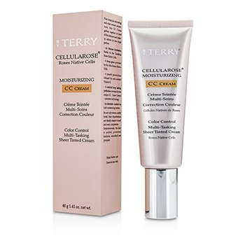BY TERRY CELLULAROSE MOISTURIZING CC CREAM - #3 BEIGE 40G/1.41OZ