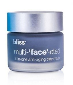 BLISS MULTI-FACE-ETED ALL-IN-ONE ANTI-AGING CLAY MASK (UNBOXED) 65G/2.3OZ