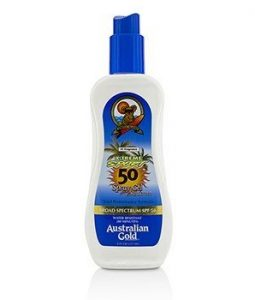 AUSTRALIAN GOLD X-TREME SPORT SPRAY GEL SPF 50 237ML/8OZ