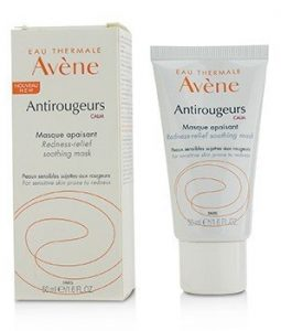 AVENE ANTIROUGEURS CALM REDNESS-RELIEF SOOTHING MASK - FOR SENSITIVE SKIN PRONE TO REDNESS 50ML/1.6OZ