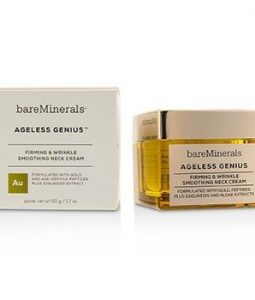 BAREMINERALS AGELESS GENIUS FIRMING & WRINKLE SMOOTHING NECK CREAM 50G/1.7OZ