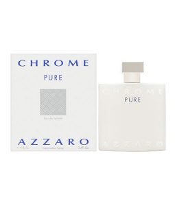 AZZARO CHROME PURE EDT FOR MEN