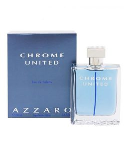 AZZARO CHROME UNITED EDT FOR MEN