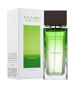AZZARO SOLARISSIMO LEVANZO EDT FOR MEN