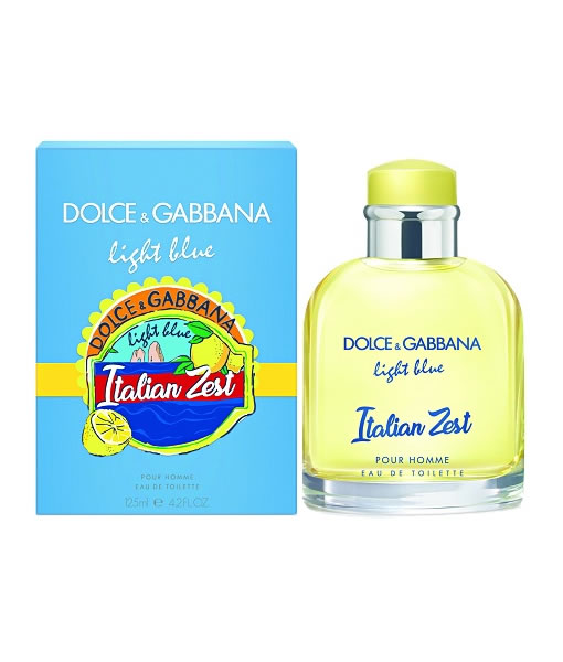 101448249c4ac8 DOLCE   GABBANA D G LIGHT BLUE ITALIAN ZEST POUR HOMME EDT FOR MEN ...