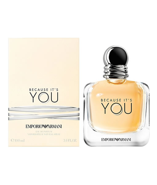 Giorgio Armani Emporio Armani Because Its You Edp For Women